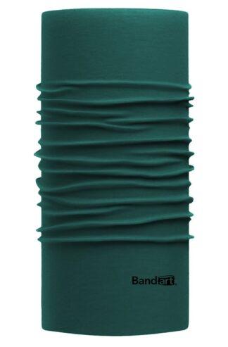 Verde Botella Fresh - Banda Multifuncional Máscara Face Shield tipo Buff - Diseño Bandart Original, Empresa Mexicana