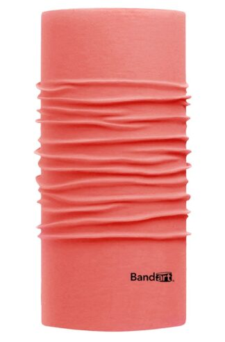 Salmon Fresh - Banda Multifuncional Máscara Face Shield tipo Buff - Diseño Bandart Original, Empresa Mexicana