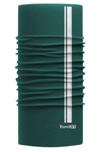 Verde Botella Reflective - Banda Multifuncional Máscara Face Shield tipo Buff - Diseño Bandart Original, Empresa Mexicana
