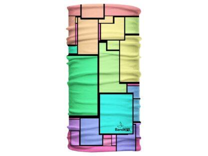 Artistic cuadros pastel colores Bandart